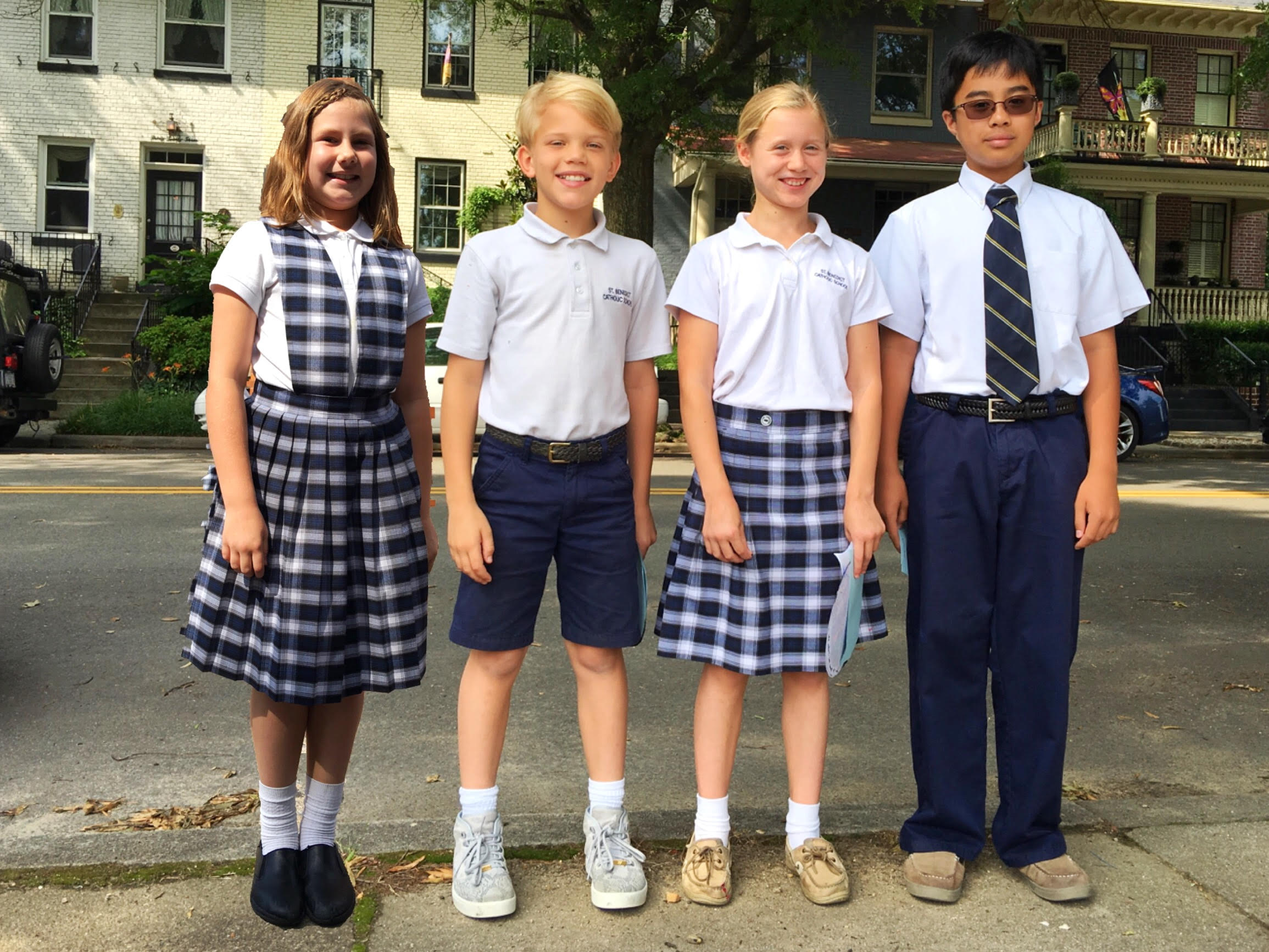 School Uniform Argumentative Essay